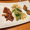 溢彩流香 - 料理写真:前菜3種