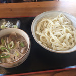 田舎打ち 麺蔵 - 肉汁 並