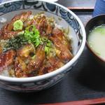 能島水軍 - 穴子丼(650円)