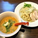 らぁめん トリカヂ イッパイ - カレーつけ麺