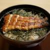 うなぎ茂田 - 料理写真:地焼き丼