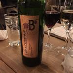BAR AMARENA - グラスが甘かったのでボトルの赤ワインへチェンジ〜