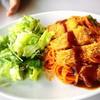 マルカンビル大食堂 - 料理写真:ナポリかつ780円