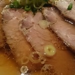 63071588 - 叉焼麺(叉焼アップ)