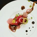 ヴィネリア・リンコントロ - 料理写真:鳩もも肉のアッロースト