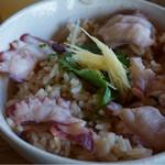 犬島アートプロジェクト - たこ飯