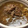 百樹屋 - 料理写真:納豆カレー南蛮うどん