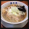 濱之家 - 料理写真:らーめん 750円