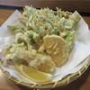 安曇野 - 料理写真:季節の天ぷら「春の香」