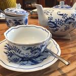 63087676 - とても素敵なお茶会の予感。
