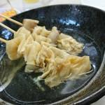 七福神 - スジ煮込み?美味しかったです(*^^*)