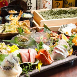 <新潟の郷土料理と創作料理でおもてなし>