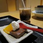 63090873 - デザートのチョコレートムース(2017年2月)