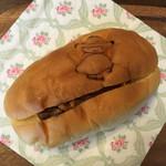 大平製パン - クリームチーズ 黒糖くるみ