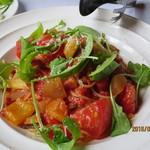 アル・ケッチァーノ - 夏野菜とトマトの煮込みパスタ