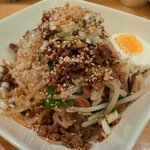 かつぎや - 料理写真:汁なし坦々麺