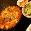 焼肉 雅山 - 料理写真:カルビクッパ定食(700+税)2017年2月