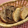 ビストロ ダ アンジュ - 料理写真:ランチのパン