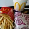 マクドナルド - 料理写真:バリューランチセット てりやきマックバーガー