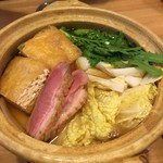 調布 清水 - 鴨鍋