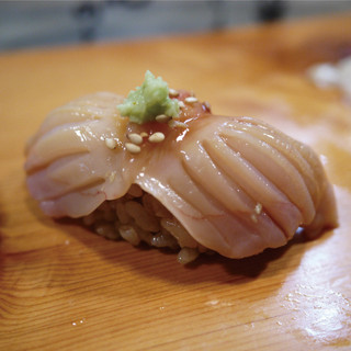 弘寿司 - 料理写真:閖上の赤貝