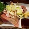 もつ焼 あぶさん - 料理写真:トロカツオ刺