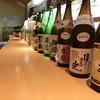 くろひめ - ドリンク写真:日本酒にこだわります。地酒は加賀の井を除く全銘柄、精選から大吟醸、生貯蔵種、季節の四合瓶ボトルまでご用意あります。