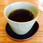 温土 - ランチに付くドリンク (チコリ茶選択)