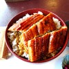 日月庵 - 料理写真:うなぎ丼