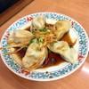 Fuufuuramen - 料理写真:茹で餃子350円