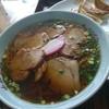 中央菜館 - 料理写真:チャーシューメンアップ