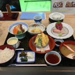 63138041 - 稚加榮 本店(福岡県福岡市中央区大名)和定食 1500円(税込み)