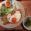 草木万里野 - 料理写真:アジアンディッシュセット 1,058円