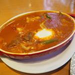 Kikuya Curry - 豚バラカレー(バターマサラ)