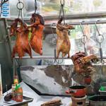 金福 - 2017.2 焼豚は1kg2,500円の量り売り