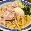 舎鈴 - 料理写真:豚玉油そば(並)(2017.02)
