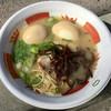 柳麺 呉田 - 料理写真:「鶏白湯麺」700円(幸手宿うまいもんまつり)