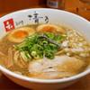 清乃 - 料理写真:■煮干しブラック 750円