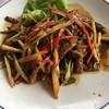 東華菜館 - 料理写真:青椒肉絲