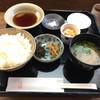 天ぷら旬菜 由庵 - 料理写真:おまかせ天ぷら膳  1,000円