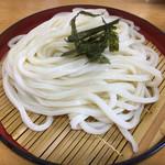 黒田屋 - 料理写真:ざるうどん2玉(*゚∀゚*)390円