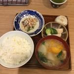 美松 - 「一汁一菜定食」♪