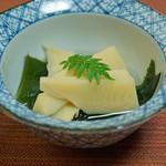 浅草じゅうろく - 若竹煮