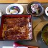 料亭魚いち - 料理写真:うなぎ御膳¥3780