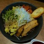 つけめん・らーめん 海老鶏麺蔵 - 海老つけ麺