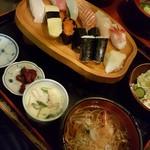聖徳太子 - 寿司セット 870円