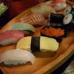 聖徳太子 - お寿司