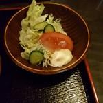 聖徳太子 - サラダ