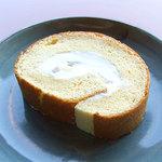 五十鈴川カフェ - 和三盆と白豆のくるり