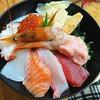 大阪 満マル - 料理写真:海鮮丼